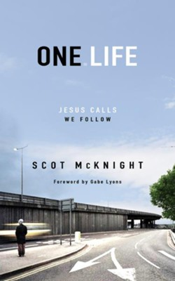 One.Life: Jesus Calls, We Follow- unabridged audio book on CD  -     Narrated By: Tom Parks     By: Scot McKnight