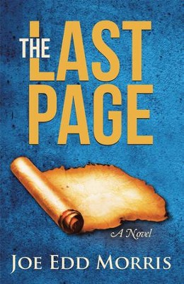 The Last Page: a novel - eBook  -     By: Joe Edd Morris