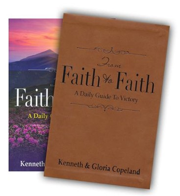 From Faith to Faith Gift Edition   -     By: Kenneth Copeland, Gloria Copeland