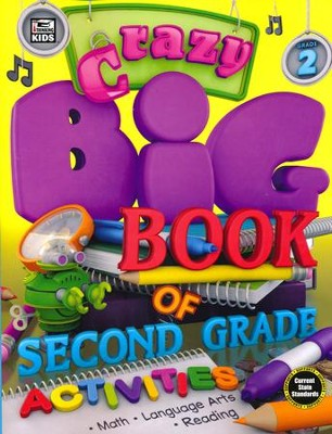 Crazy Big Book of Second Grade   -