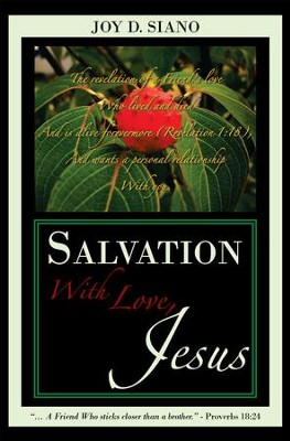 Salvation With Love, Jesus - eBook  -     By: Joy D. Siano