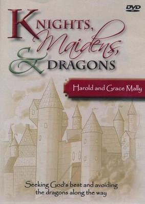 Knights, Maidens & Dragons DVD   -     By: Harold Mally, Sarah Mally