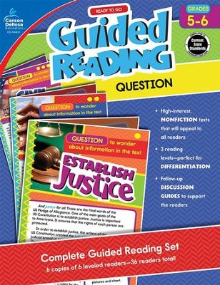 Guided Reading: Question, Grades 5-6   -