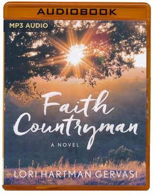 Faith Countryman - unabridged audio book on MP3-CD  -     By: Lori Gervasi