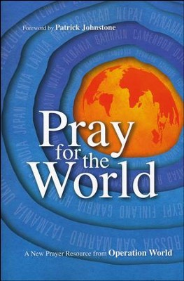Pray for the world a new prayer resource from operation world pray for the world a new prayer resource from operation world by patrick fandeluxe Images