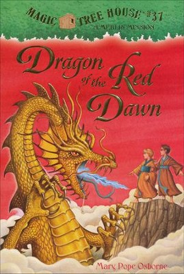Magic Tree House #37: Dragon of the Red Dawn  -     By: Mary Pope Osborne     Illustrated By: Sal Murdocca