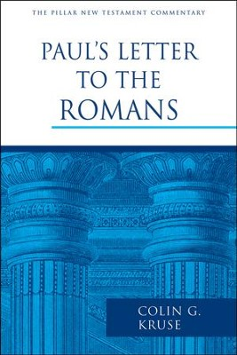 pauls letter to the romans pillar new testament commentary pntc by