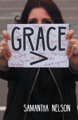 Grace is greater than - eBook  -     By: Samantha Nelson