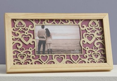 Hearts Photo Frame  -