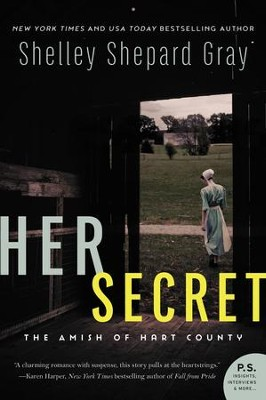 Her Secret: The Amish of Hart County - eBook  -     By: Shelley Shepard Gray