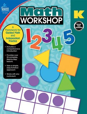 Math Workshop, Grade K: A Framework for Guided Math and Independent Practice  -     By: Jennifer Stith