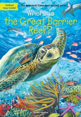 Where Is the Great Barrier Reef - eBook  -     By: Nico Medina