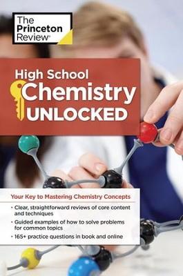 High School Chemistry Unlocked - eBook  -     By: Princeton Review