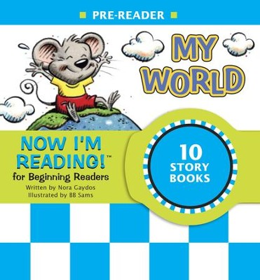 Now I'm Reading! Pre-Reader: My World - eBook  -     By: Nora Gaydos