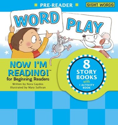 Now I'm Reading! Pre-Reader: Word Play - eBook  -     By: Nora Gaydos