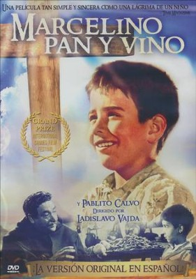 Marcelino Pan y Vino  (Miracle of Marcellino), DVD  -