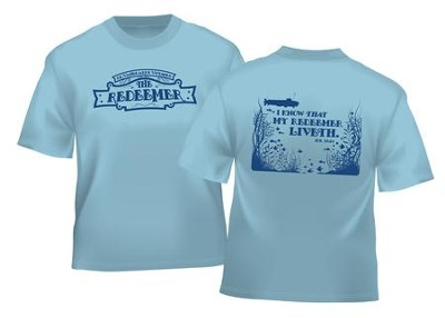The Redeemer VBS: Youth X-Small T-shirt (2-4)   -