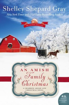 An Amish Family Christmas: A Charmed Amish Life Christmas Novel - eBook  -     By: Shelley Shepard Gray