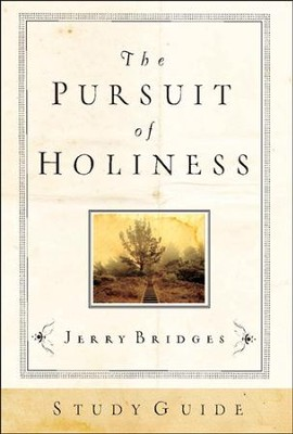 The Pursuit of Holiness, Study Guide  - Slightly Imperfect  -