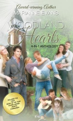 Woodland Hearts - eBook  -     By: Marianne Evans
