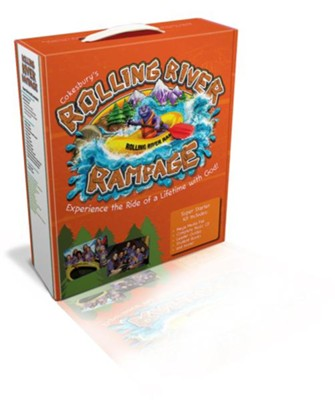 Rolling River Rampage Super Starter Kit - Cokesbury VBS 2018                                   -