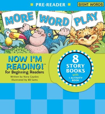 Now I'm Reading! Pre-Reader: More Word Play - eBook  -     By: Nora Gaydos