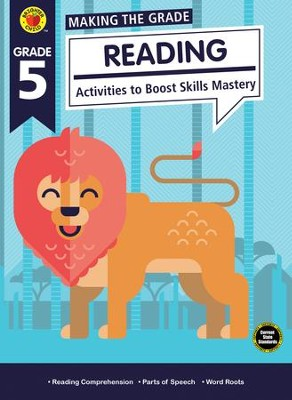 Making the Grade Reading, Grade 5  -