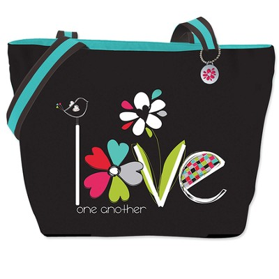 Love One Another Tote Bag  -     By: Amylee Weeks