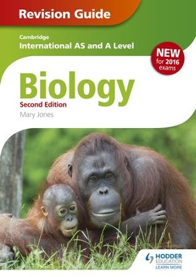 Cambridge International AS/A Level Biology Revision Guide 2nd edition / Digital original - eBook  -     By: Mary Jones