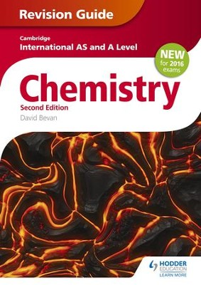 Cambridge International AS/A Level Chemistry Revision Guide 2nd edition / Digital original - eBook  -     By: David Bevan