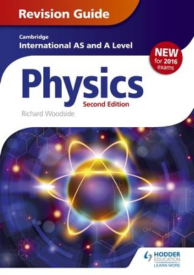 Cambridge International AS/A Level Physics Revision Guide second edition / Digital original - eBook  -     Edited By: Chris Mee(Ed.)     By: Richard Woodside