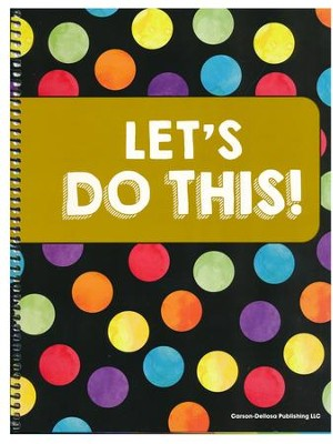 Celebrate Learning Teacher Planner Plan Book  -