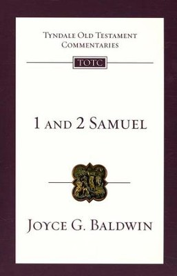 1 & 2 Samuel: Tyndale Old Testament Commentary [TOTC]   -     By: Joyce G. Baldwin
