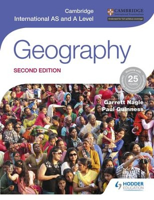 Cambridge International AS and A Level Geography second edition / Digital original - eBook  -     By: Garrett Nagle