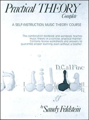 Practical Theory Complete: A Self-Instruction Music Theory Course  -     By: Sandy Feldstein