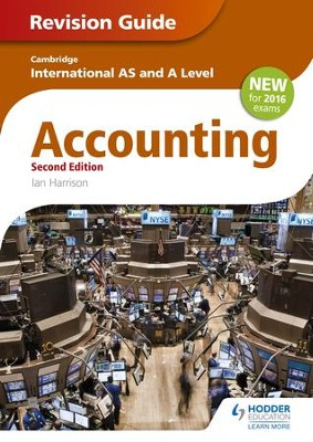 Cambridge International AS/A level Accounting Revision Guide 2nd edition / Digital original - eBook  -     By: Ian Harrison