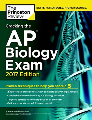 Cracking the AP Biology Exam, 2017 Edition - eBook  -     By: Princeton Review