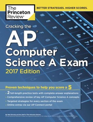 Cracking the AP Computer Science A Exam, 2017 Edition - eBook  -     By: Princeton Review