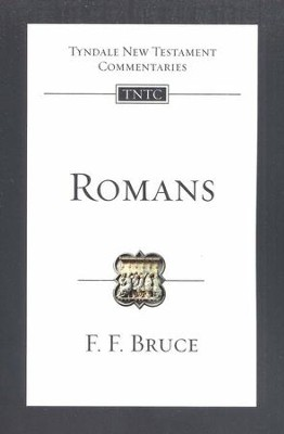 Romans: Tyndale New Testament Commentary [TNTC]  -     By: F.F. Bruce