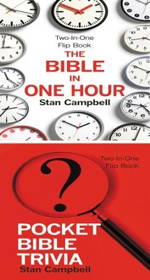 The Bible in One Hour & Pocket Bible Trivia - eBook  -     By: Stan Campbell