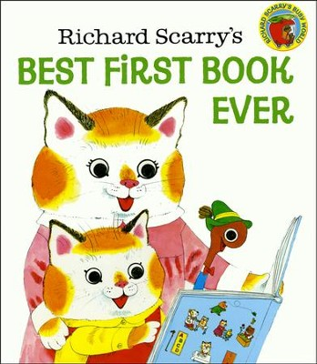 Richard Scarry's Best First Book Ever   -     By: Richard Scarry