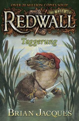 Taggerung: A Tale from Redwall - eBook  -     By: Brian Jacques     Illustrated By: Peter Standley