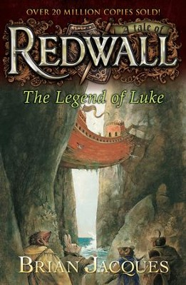 The Legend of Luke: A Tale from Redwall - eBook  -     By: Brian Jacques