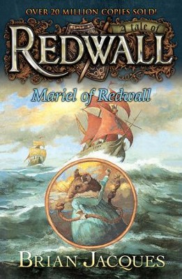 Mariel of Redwall: A Tale from Redwall - eBook  -     By: Brian Jacques     Illustrated By: Gary Chalk