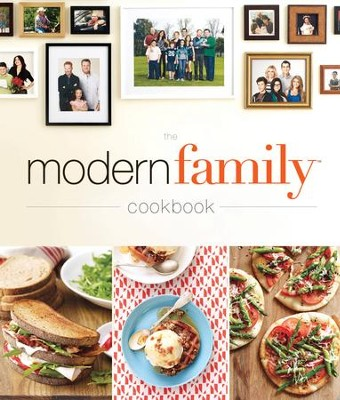 The Modern Family Cookbook - eBook  -