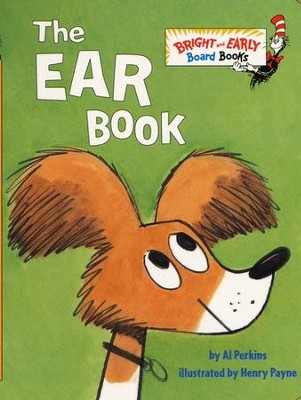 The Ear Book  -     By: Al Perkins