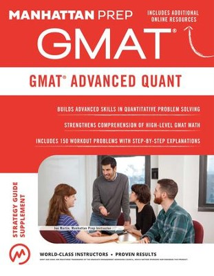 GMAT Advanced Quant - eBook  -     By: Manhattan Prep