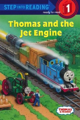 Thomas and Friends: Thomas and the Jet Engine  -     By: R. Schuyler Hooke