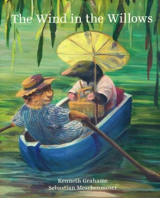 Wind in the Willows, Hardcover   -     By: Kenneth Grahame