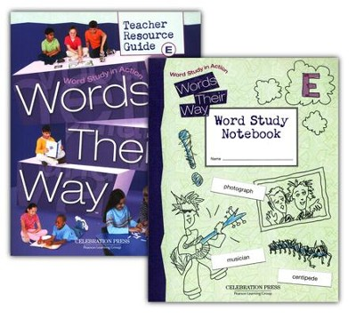Words Their Way 5th Grade Homeschool Bundle   -